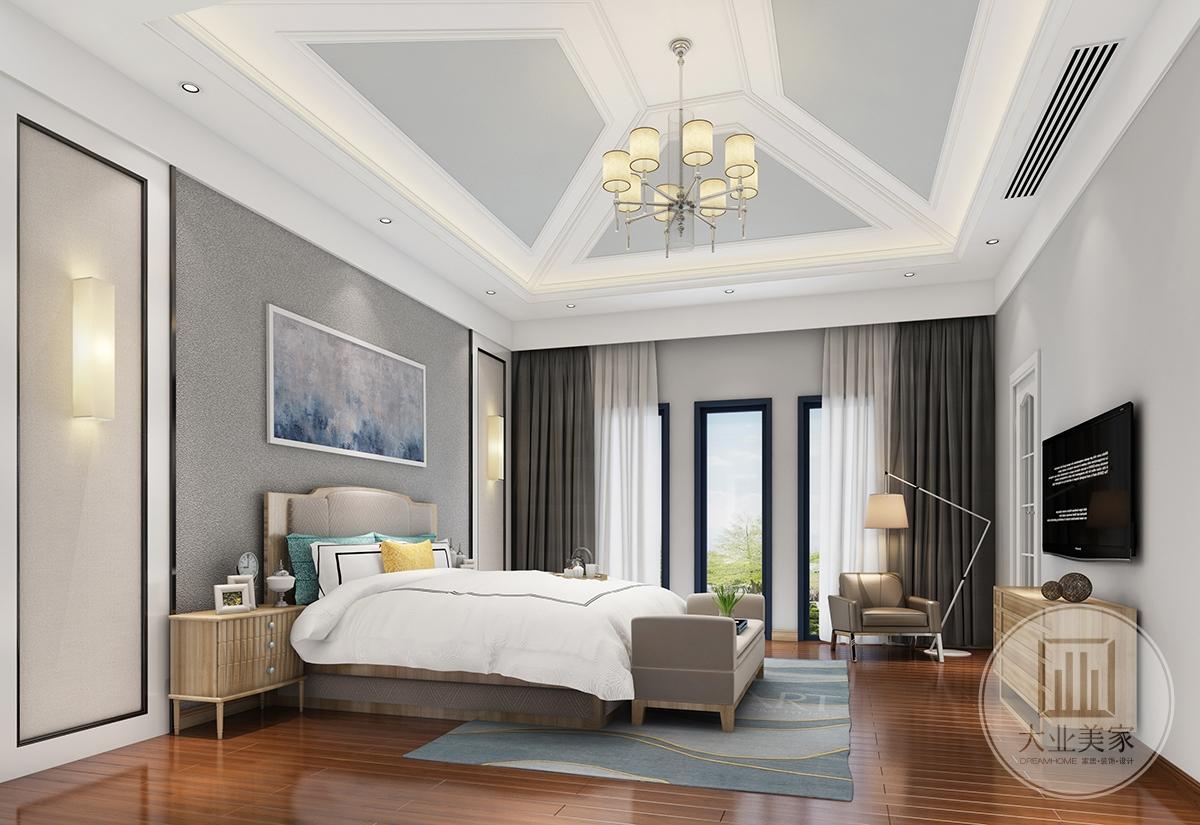 卧室如何搭配得更加温馨